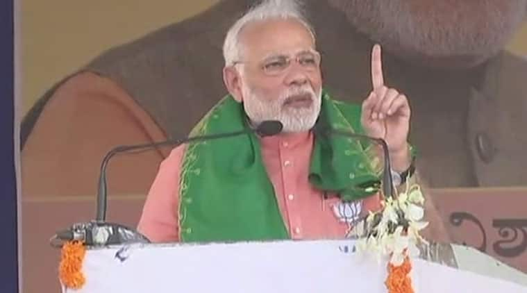 In poll-bound Karnataka, PM Narendra Modi calls Siddaramaiah govt a 'seeda rupaiya sarkar'