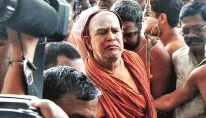 Kanchi Shankaracharya Jayendra Saraswati dead at 82