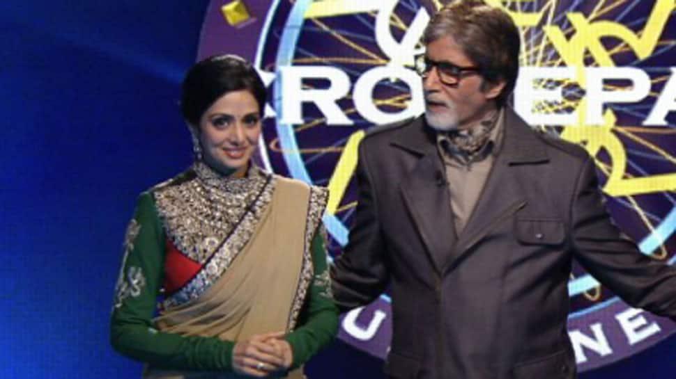 Amitabh Bachchan's heartfelt tweet on Sridevi's death will make you teary-eyed