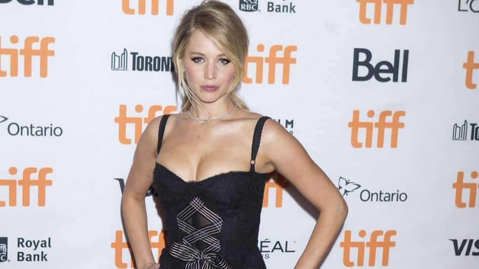 Jennifer Lawrence says getting nude for 'Red Sparrow' was her 'choice'