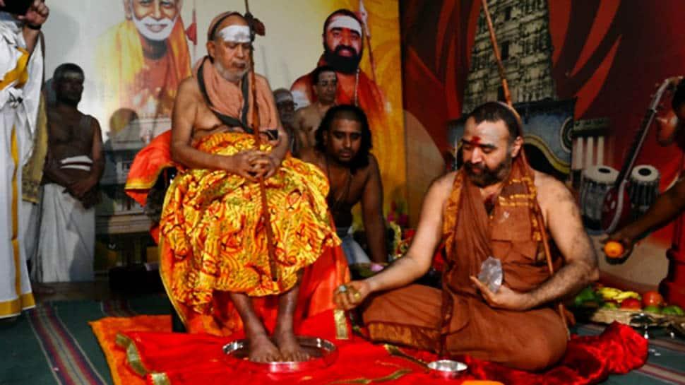 Vijayendra Saraswati: A quick look at the new Kanchi Shankaracharya and head of Kanchi Kamakoti Peetam