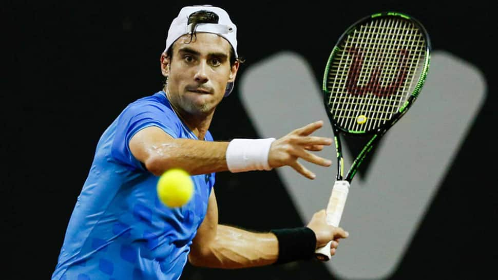 Argentina's Guido Pella progresses to Brasil Open round of 16
