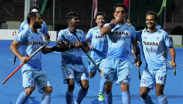 India clubbed alongside Belgium, Canada and South Africa for the upcoming hockey World Cup