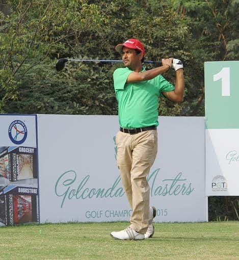 Shamim Khan to be in action at Open Golf championship at Chennai