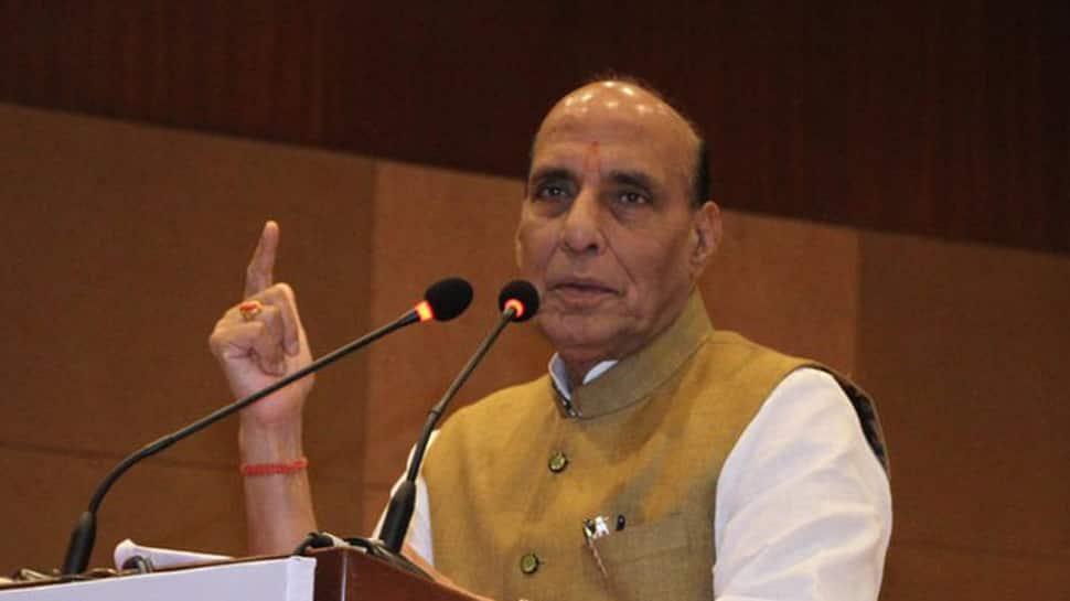 Restore I cards given to Hindi advisory committees: Lok Sabha MP to Rajnath Singh