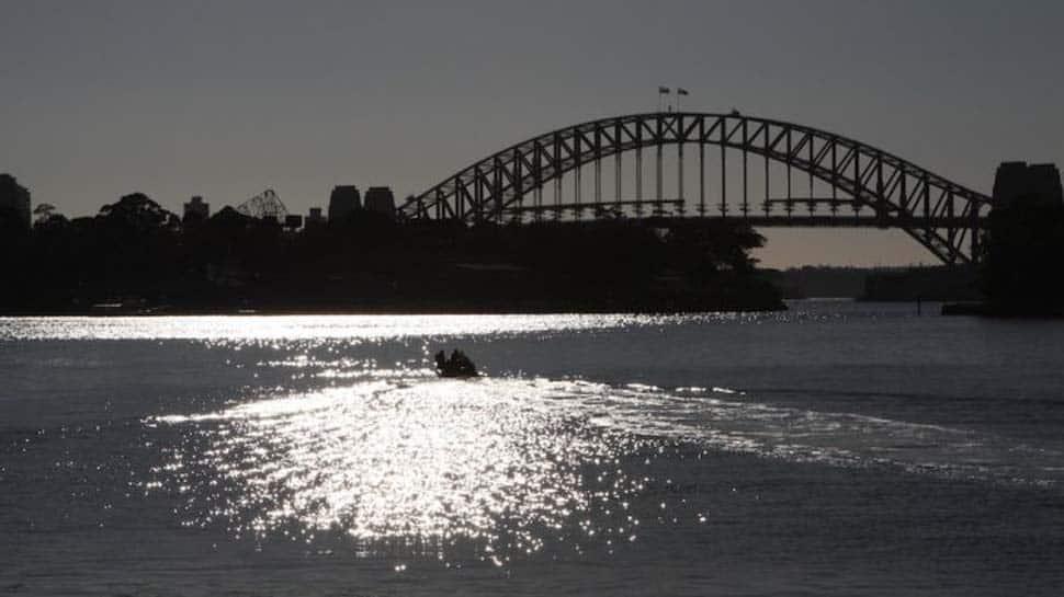 Sydney Harbour Bridge hosts first same-sex wedding