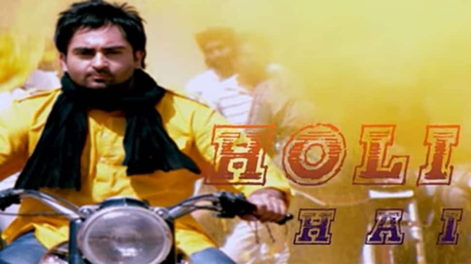 Holi 2018: Add Punjabi tadka by grooving to this foot-tapping song by Sharry Mann