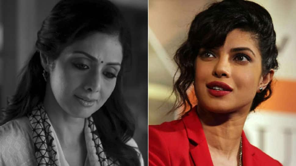 Sridevi changed the course of Indian cinema - Priyanka Chopra pens tribute in 'Time'