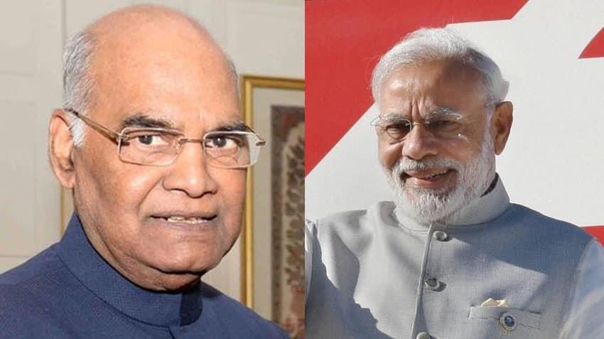Holi 2018: President Ram Nath Kovind, Prime Minister Narendra Modi greet nation, pray for peace, joy