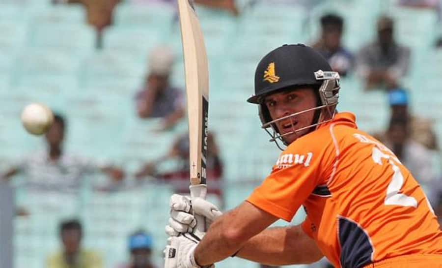 Netherlands get Ryan ten Doeschate boost at the ICC World Cup qualifiers