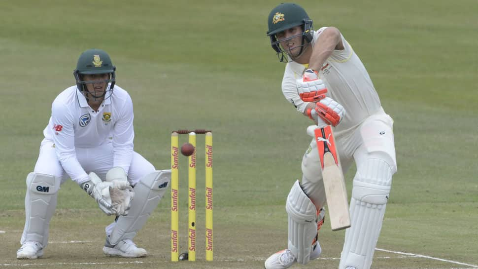 Durban Day 2, Lunch report: Mitchell Marsh grinds, Mitchell Starc hits out for Australia against South Africa