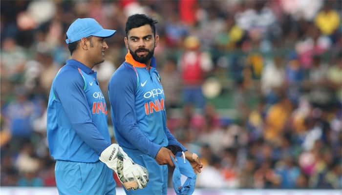 Sourav Ganguly praises Virat Kohli for ensuring MS Dhoni doesn't lose relevance
