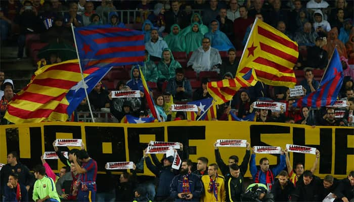 Spain's La Liga aims to be first to take games abroad, says president Javier Tebas