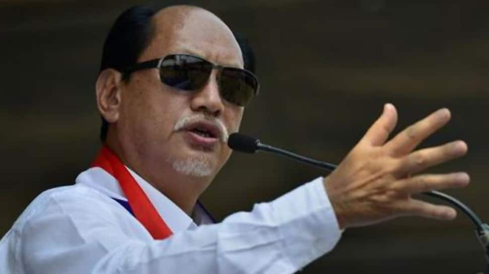 Neiphiu Rio, the man who won unopposed in Nagaland, to be NDPP-BJP CM candidate