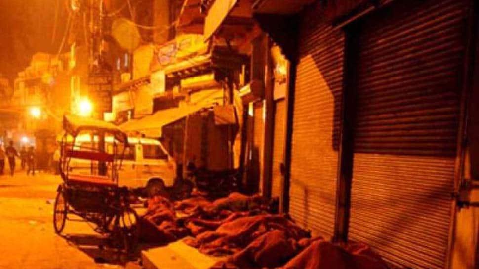 Man dies in Delhi night shelter fire on Holi