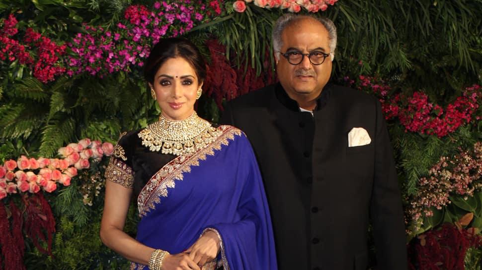 Boney Kapoor opens up, recounts details from Sridevi's last night