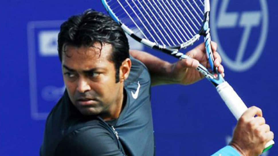 Leander Paes loses Dubai Duty Free tennis doubles final