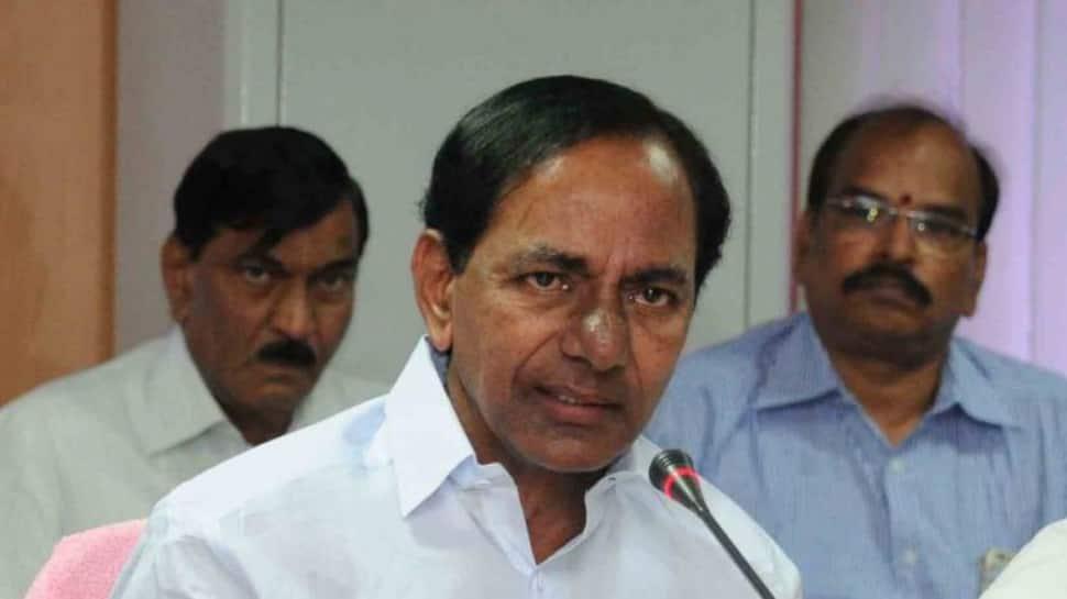 Alternative to BJP, Congress will emerge soon: Telangana CM K Chandrasekhar Rao