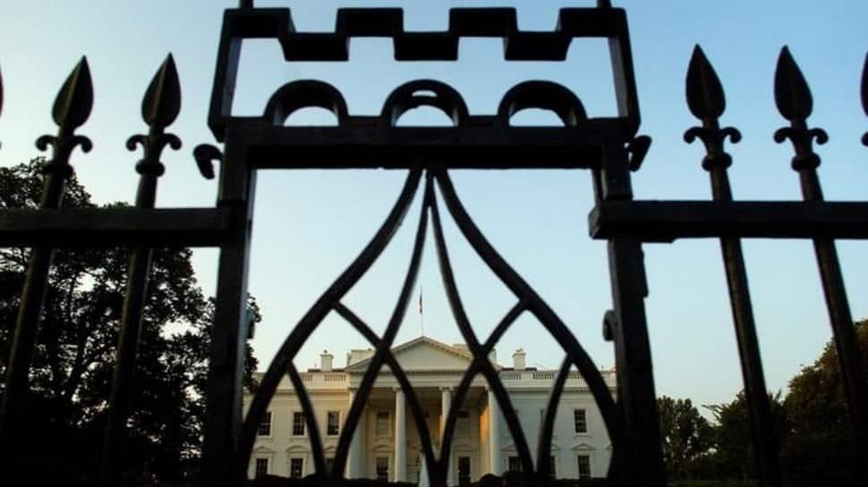Man shoots himself near White House, President's house on lockdown