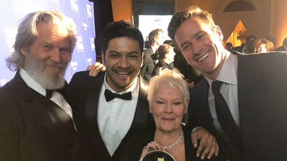 Oscars 2018: Ali Fazal feels honoured to be amongst best of best at Academy Awards