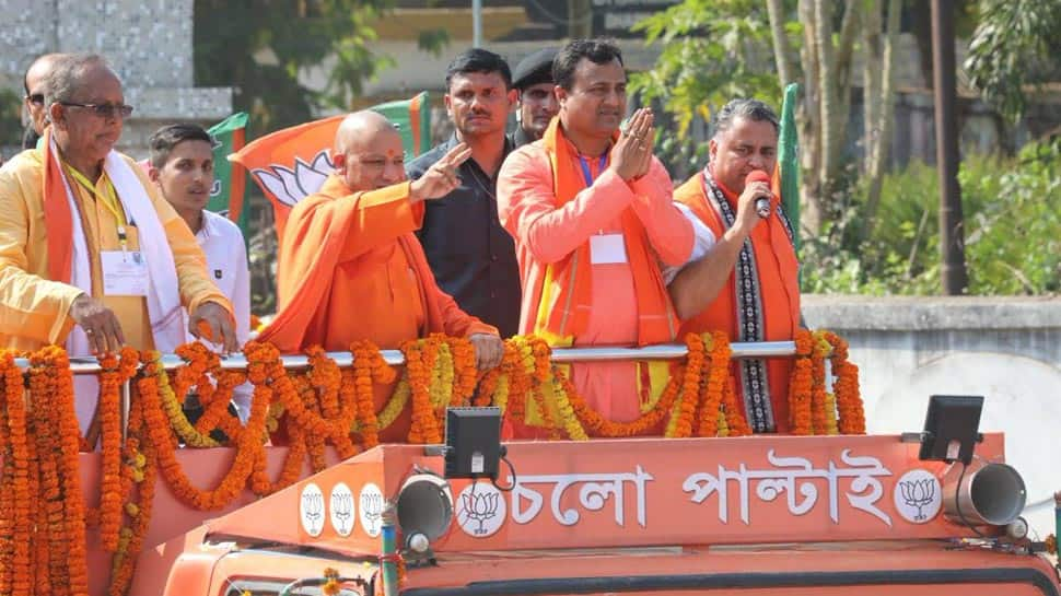 Lotus will now bloom from Kashmir to Kanyakumari: Yogi Adityanath after BJP's 'historic win' in Tripura