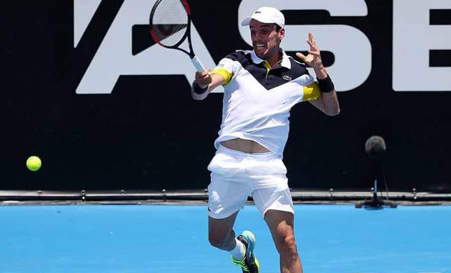 Spain's Roberto Bautisto Agut wins 2018 Dubai Duty-free Tennis Championships