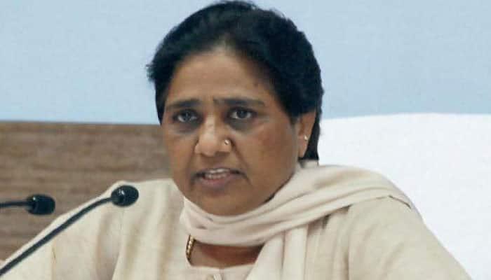 Mayawati says no alliance with SP for 2019 Lok Sabha polls, but hints at 'deal' for Rajya Sabha