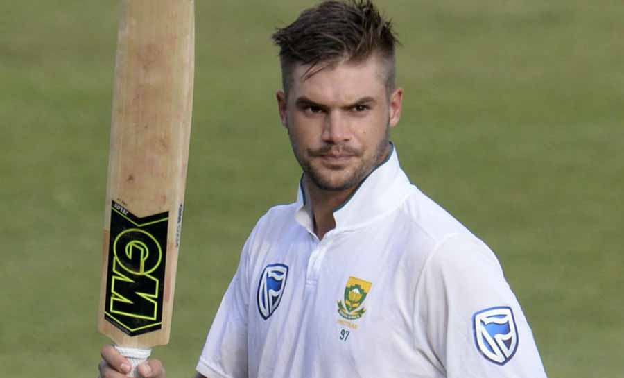 South Africa's Aiden Markram fights but Australia close to victory in Durban Test
