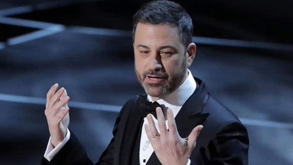 Oscars 2018: Jimmy Kimmel takes potshots at Weinstein in opening monologue