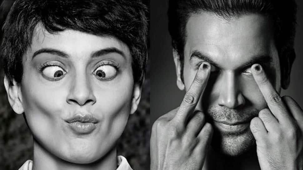 Mental Hai Kya: First look of Kangana Ranaut and Rajkummar Rao makes us curious