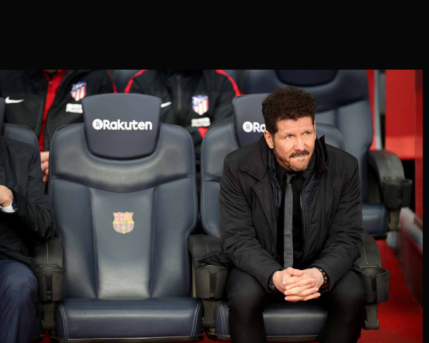 Diego Simeone says Lionel Messi the difference between Barcelona and Atletico Madrid