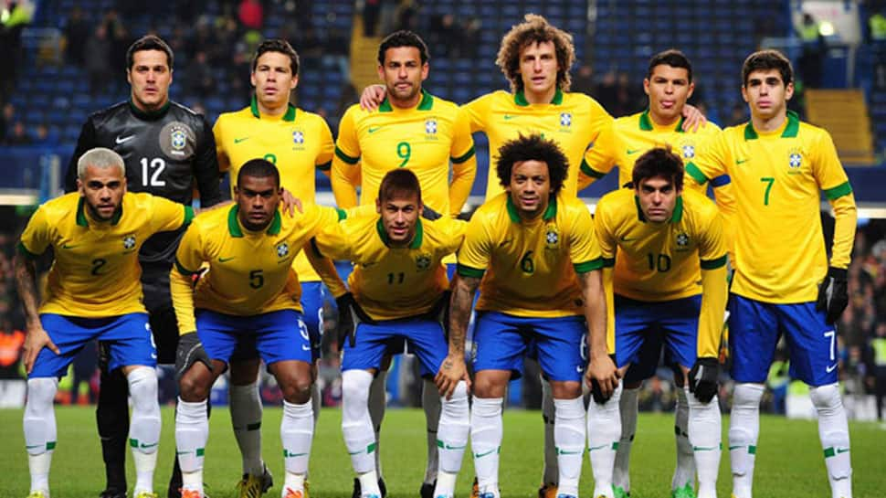 Brazil superstars to hit the beach for football World Cup in Russia