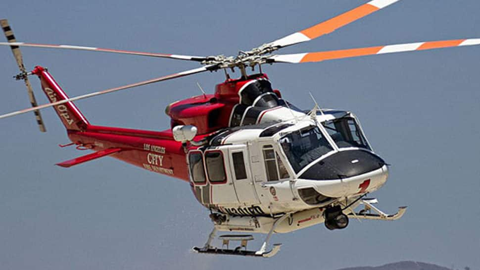 HeliTaxi service opens between Bengaluru airport and city