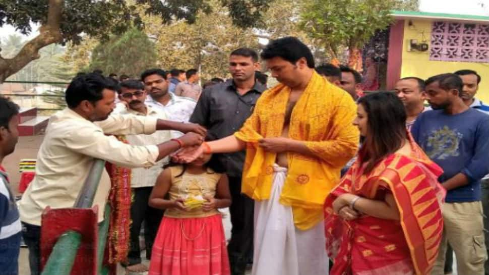 Biplab Kumar Deb: From gym trainer and RSS volunteer to Tripura CM