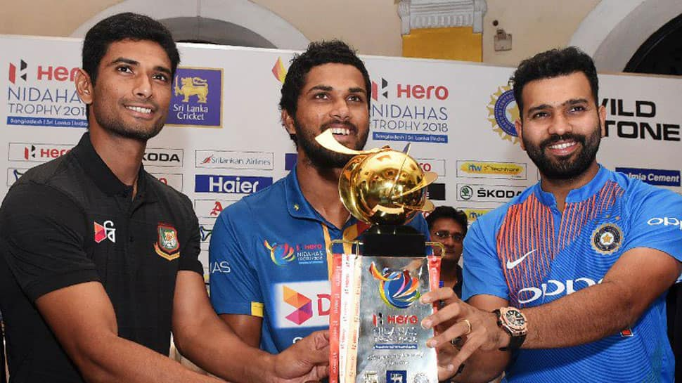 Nidahas Trophy T20 Tri-series 2018: Complete Schedule with timings and venue