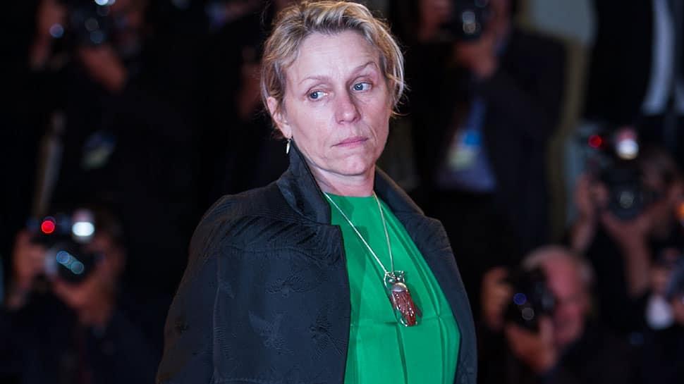 The man who stole Frances McDormand's Oscar arrested
