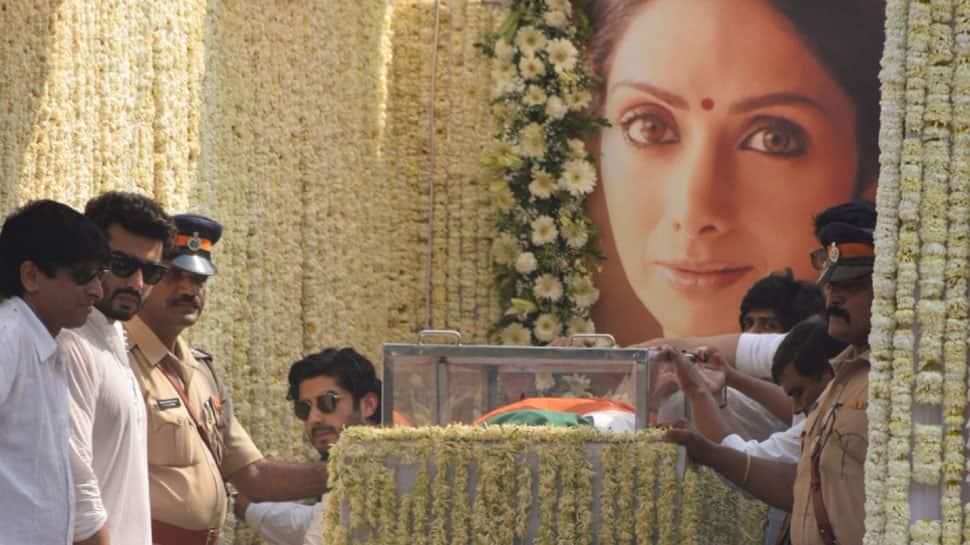 Arjun Kapoor opens up on Sridevi's death in a heartfelt post