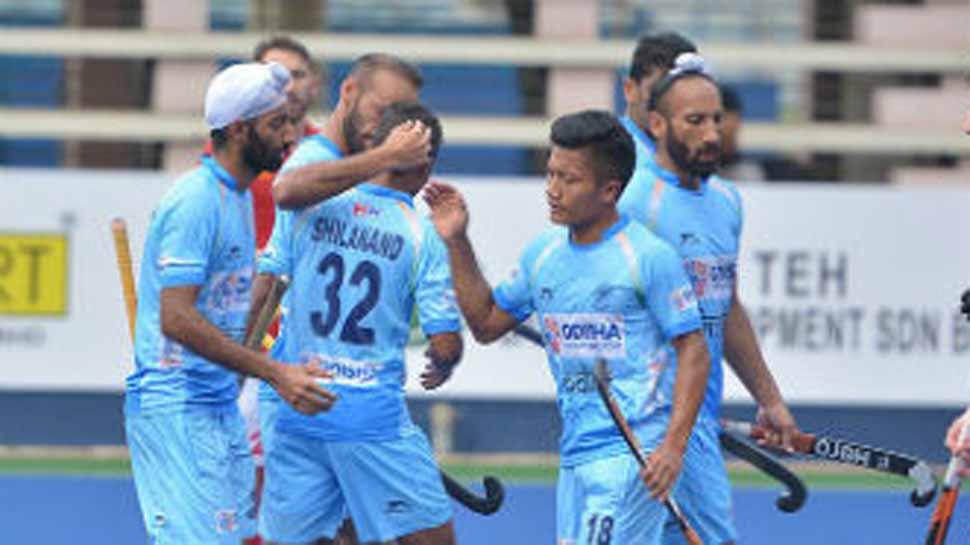 India lose 2-4 to Australia in Sultan Azlan Shah Cup