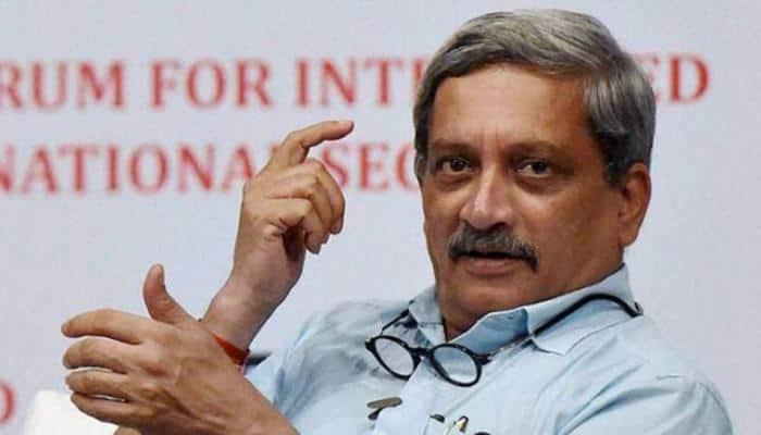 Goa Chief Minister Manohar Parrikar leaves for US for treatment
