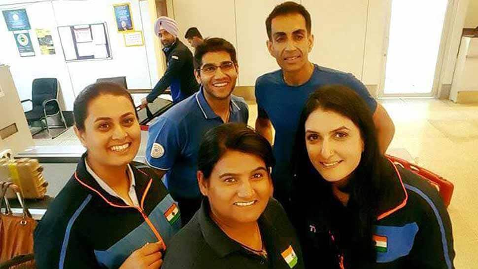 Indian trap shooters fail to impress in ISSF Shooting World Cup