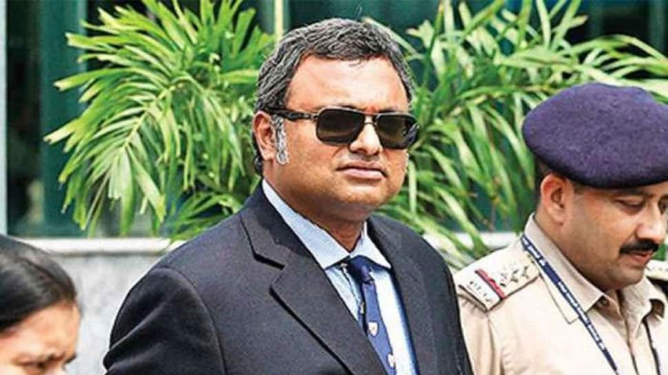 INX Media case: CBI approaches Delhi court for narco test on Karti Chidambaram
