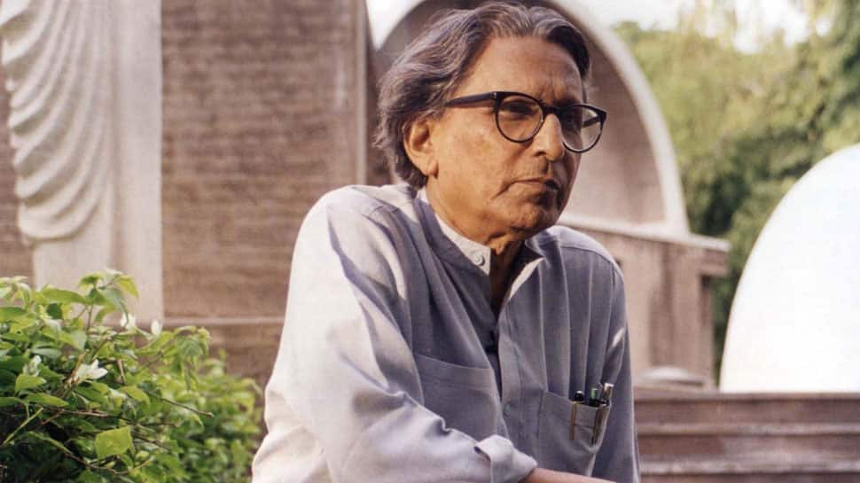 Indian architect Balkrishna Doshi wins Pritzker prize