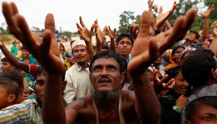 Suu Kyi stripped of prestigious award for her silence on Rohingya crisis