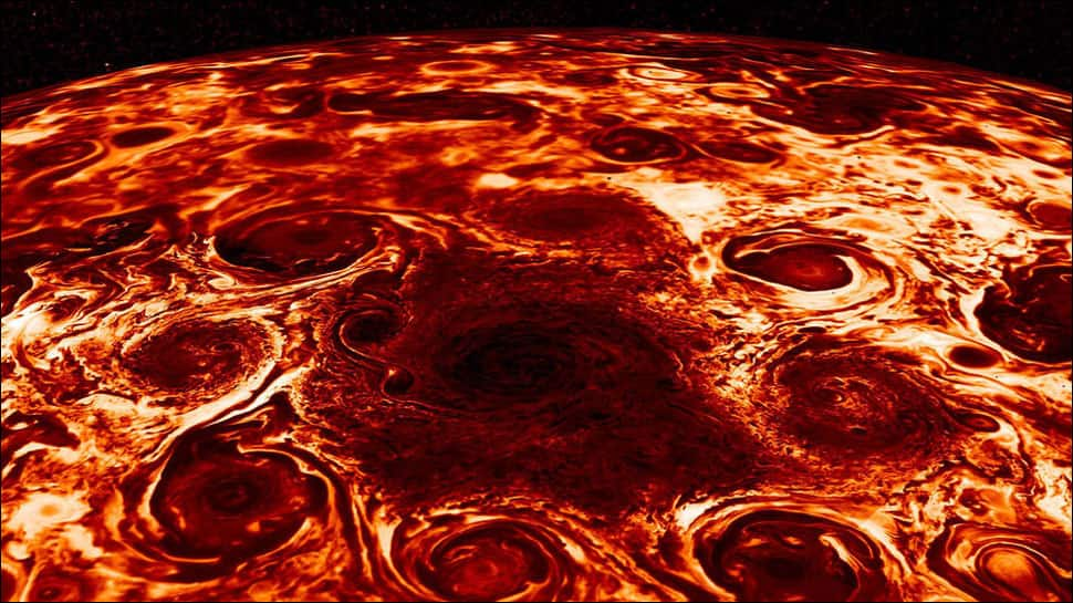 Juno revelation: Jupiter's mysterious jet-streams are 'unearthly'