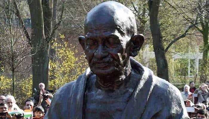 Kerala cops arrest 'mentally unstable' man for damaging Mahatma Gandhi statue, rule out politics