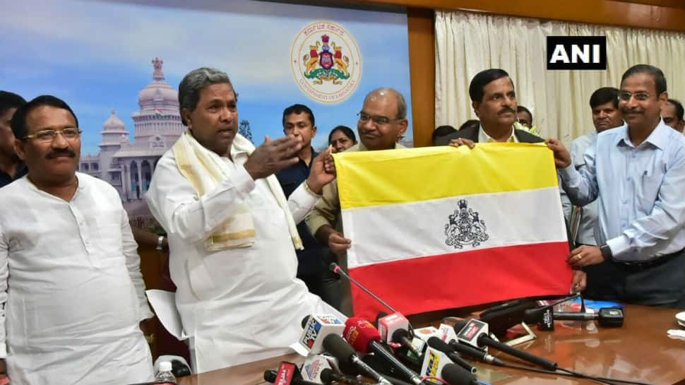Karnataka government approves state flag, to seek approval from Centre