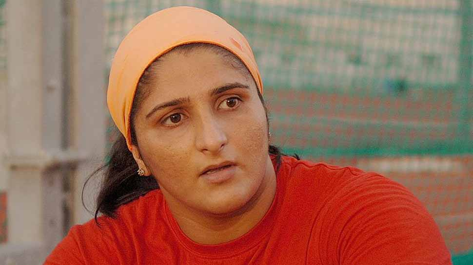 Discus thrower Seema Punia to be dope-tested by NADA