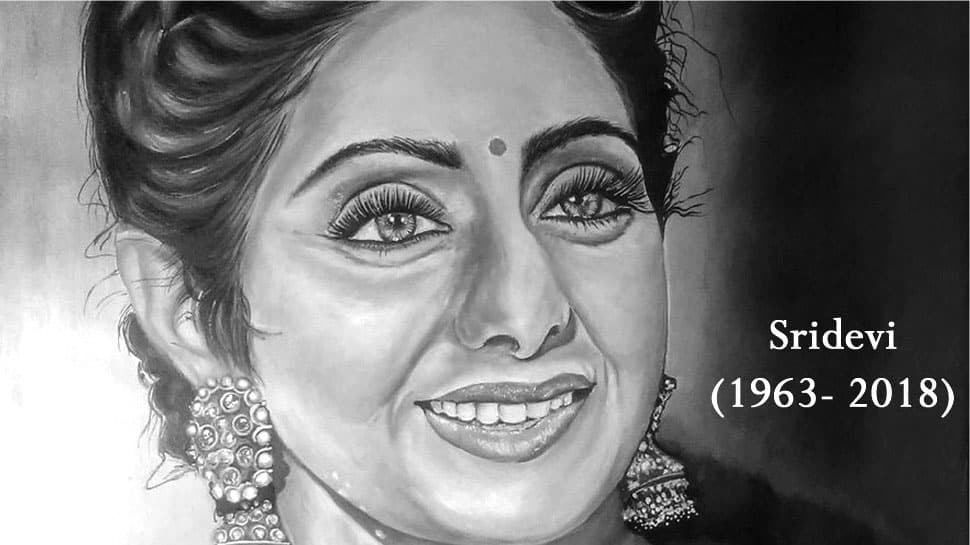 Part of Sridevi's ashes immersed in Ganga river at Haridwar
