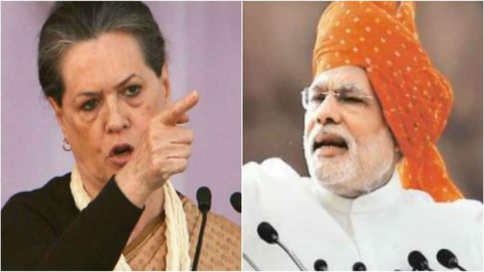 Was India a giant black hole before 2014? Sonia Gandhi questions BJP's claims of progress