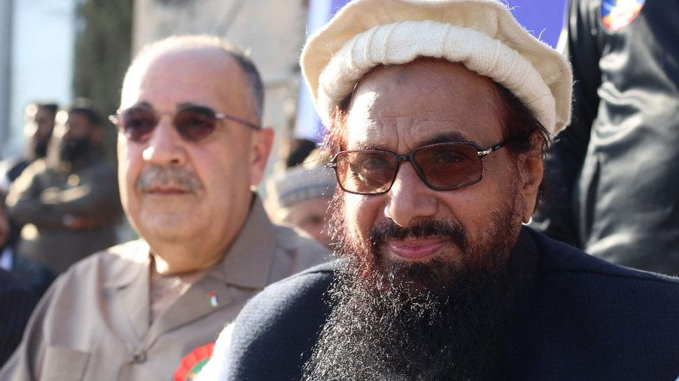 Pakistan court clears way for registration of Hafiz Saeed's political party